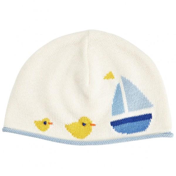 英國 John Lewis 嬰兒冷帽(小鴨)