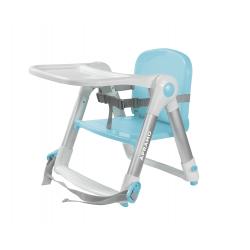 英國 Apramo Flippa 便攜餐椅(藍色)