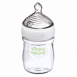 美國 NUK Simply Natural Bottle 5oz 自然母乳奶樽