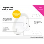 美國 Medela PersonalFit Flex™ Breast Shields 橢圓形奶泵喇叭