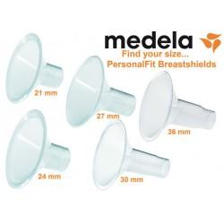 如何選擇Medela喇叭尺寸