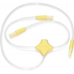 美國 Medela Freestyle 電動雙泵喉管