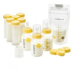 美國 Medela Breastmilk Feeding Gift Set 儲奶套裝