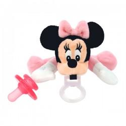 美國 Nookums 安撫奶嘴公仔迪士尼限量款【奶嘴Disney Buddy】(米妮)